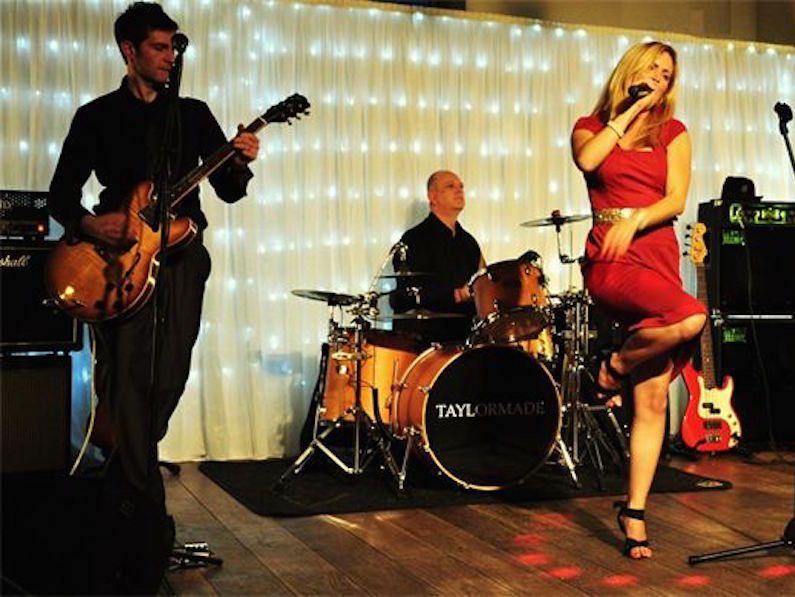 Taylormade Live Band - Northants 1