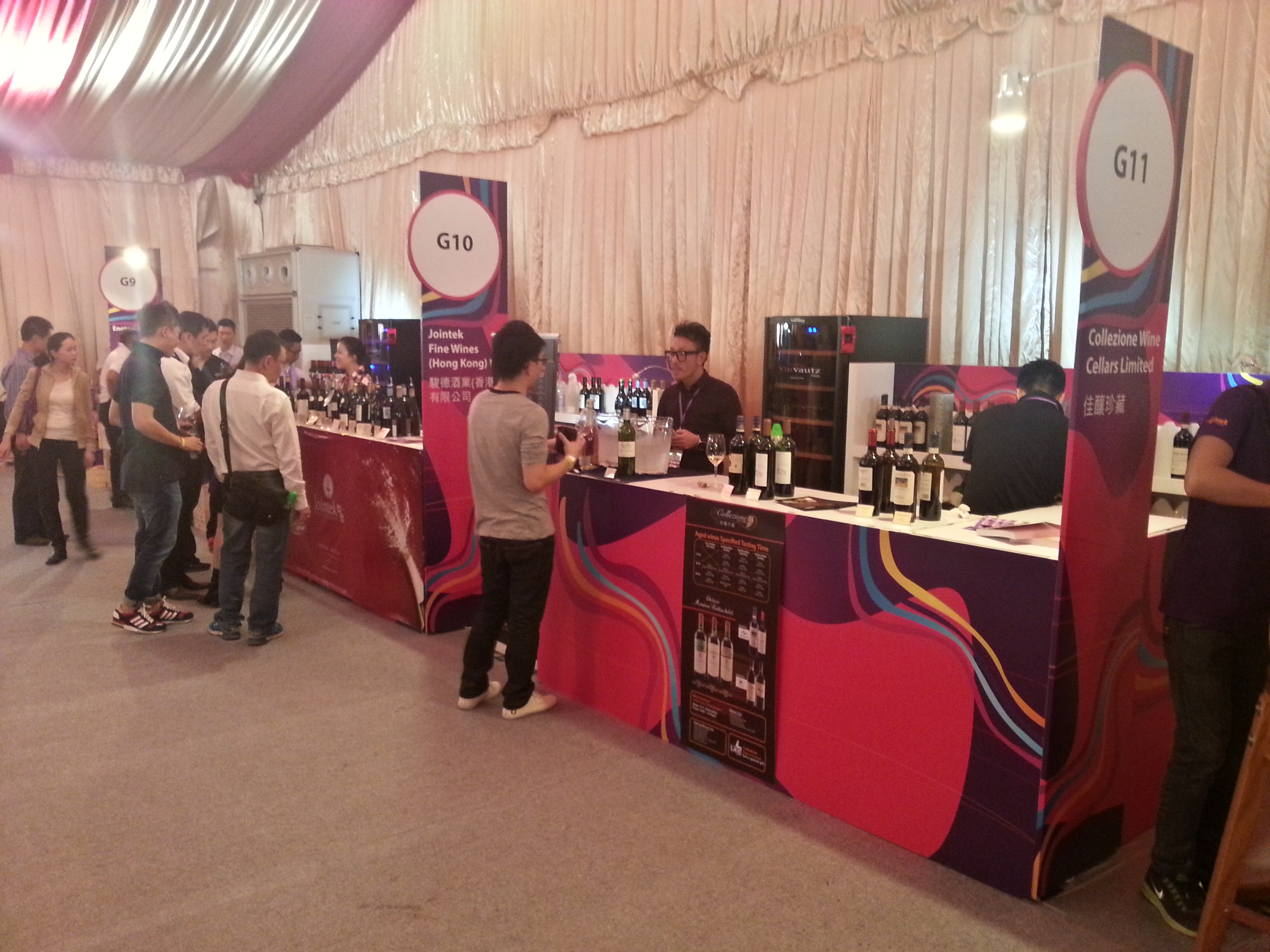 Case Studies Wine and Dine Festival